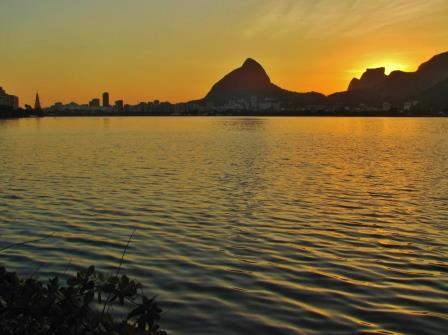 Lagoa Rodrigo de Freitas (Foto Renata Feler)