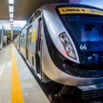 Metrô do Rio com embarque gratuito nas estações da Linha 4