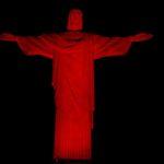 Cristro Redentor Vermelho - Foto de Vitor Madeira